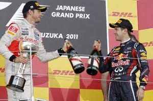 """Баттон: """"Гонка в Японии показала уровень конкуренции в Формуле-1"""""""
