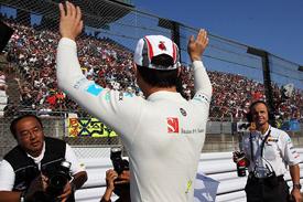 Кобаяси объяснил причину своего провала на Гран-при Японии