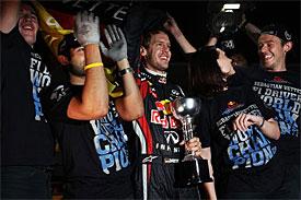 Марко верит в доминирование Ред Булл в следующем сезоне Ф-1
