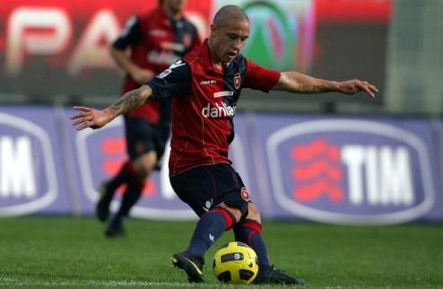 Милан нацелен на полузащитника Кальяри