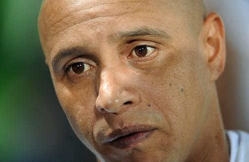 Роберто Карлос отказался от общения с прессой