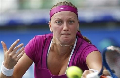 Линц (WTA). Квитова стартовала с победы