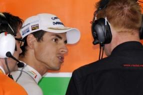 Сутиль с нетерпением ждет Гран-при Кореи