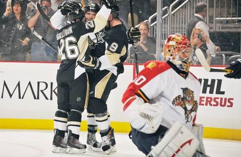 НХЛ. Питтсбург сильнее Флориды, первая победа Оттавы