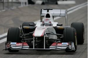 Заубер намерен бороться за шестое место в Кубке конструкторов