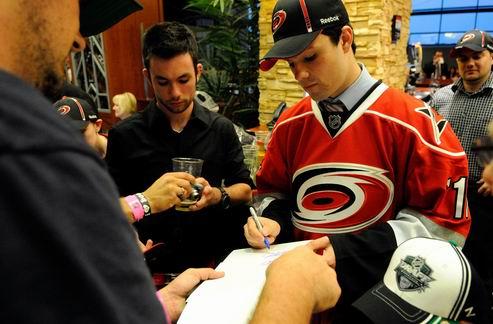 НХЛ. Каролина и Айлендерс: проспекты отправлены в юниорские команды