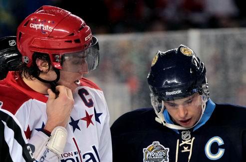 НХЛ. Кросби разрешили контактные тренировки
