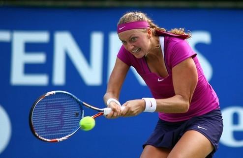 Линц (WTA). Квитова уверенно вышла в третий круг
