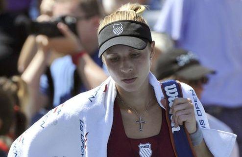 Алена Бондаренко в четвертьфинале на французском турнире