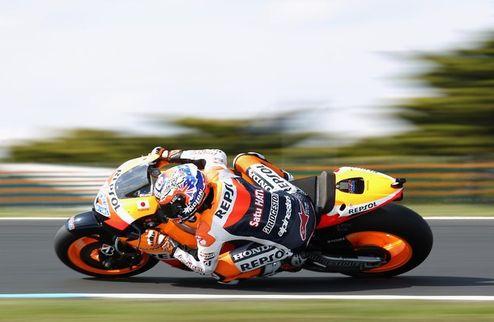 MotoGP. ����-��� ���������. ������� ����� ������ � �� ������ ��������