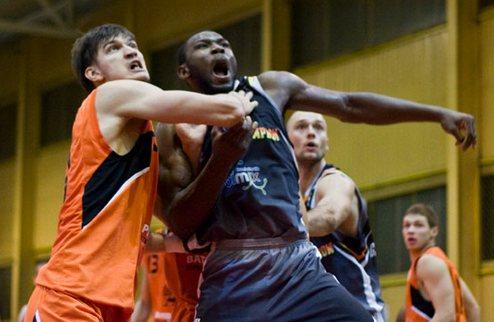 Гуменюк играет и в чемпионате Литвы