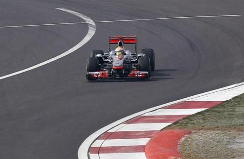 Гран-при Кореи. Квалификация. Хэмилтон впервые в сезоне на поуле