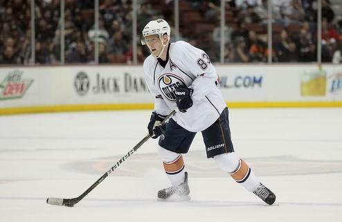 НХЛ. Хэмски вне игры из-за проблем с плечом