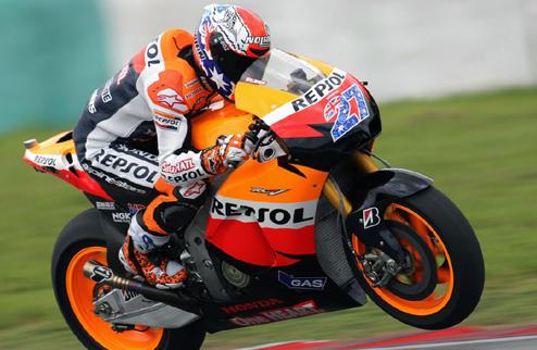 MotoGP. Гран-при Австралии. Кейси Стоунер — чемпион!