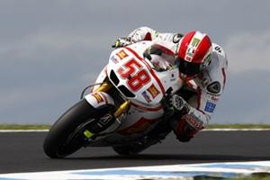 """MotoGP. Симончелли: """"Был уверен, что не упущу второе место"""""""