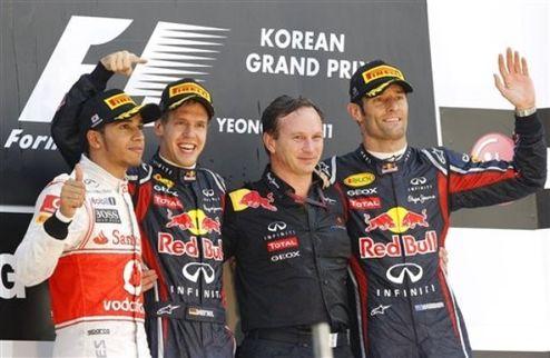 Гран-при Кореи. События и люди