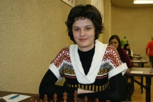 Определилась новая чемпионка Украины по шахматам