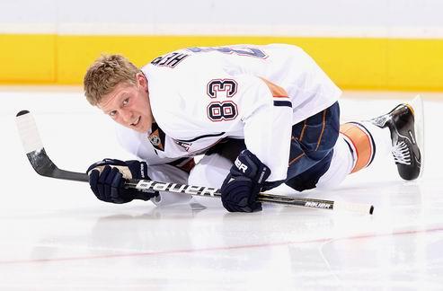 НХЛ. Хэмски вернется через пару недель