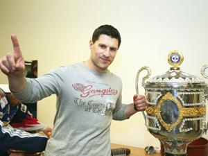 ВХЛ. Бульин возвращается на лед