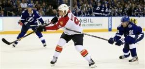 НХЛ. Стивен Вайсс признан первой звездой дня