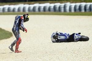 MotoGP. Лоренсо пропустит Гран-при Малайзии