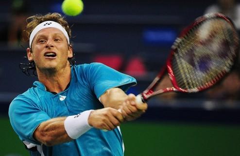 Стокгольм (ATP). Раонич в матче-триллере дожал Багдатиса
