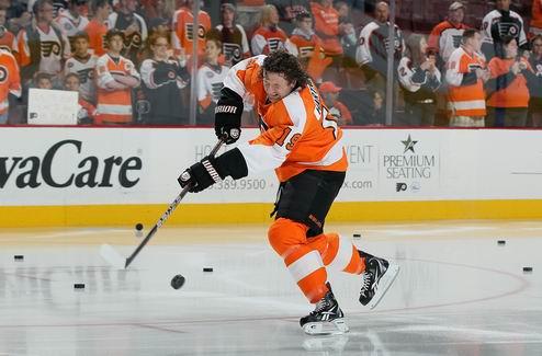 НХЛ. Филадельфия: Хартнелл разочарован количеством игрового времени