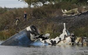 КХЛ. Эксперты: причина авиакатастрофы под Ярославлем — ошибка пилота