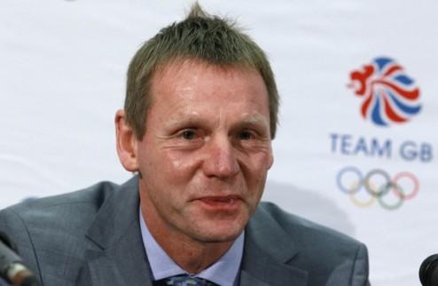 Пирс возглавил олимпийскую сборную Британии