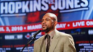 Рой Джонс-младший вернется в ринг 10-го декабря