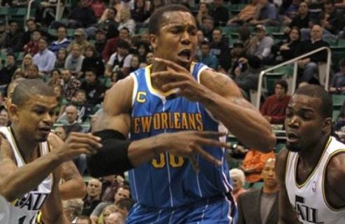 НБА. Уэст восстановился после травмы