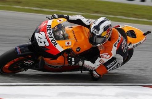 MotoGP. Гран-при Малайзии. Педроса — лучший в первой практике