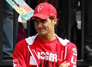 Федерер хочет выиграть олимпийское золото