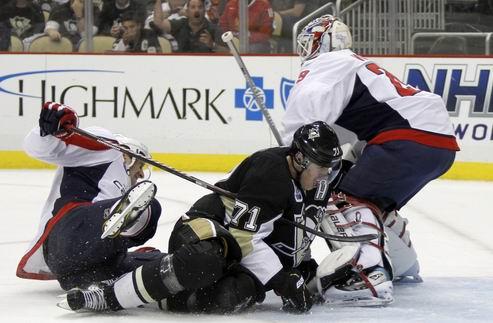 НХЛ. У Малкина есть шанс сыграть с Нью-Джерси