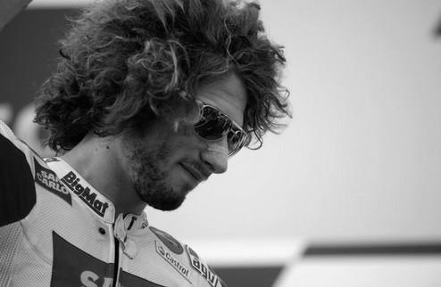 MotoGP. Погиб Марко Симончелли