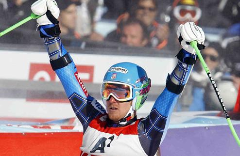 Горные лыжи. Лигети стал первым в Зельдене