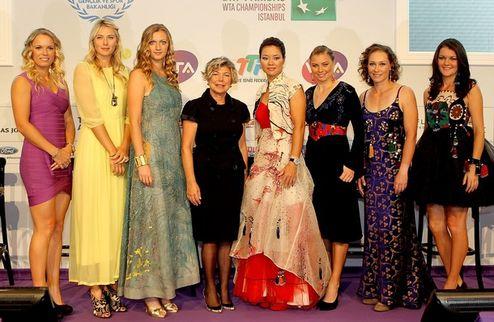 Состоялась жеребьевка WTA Championships