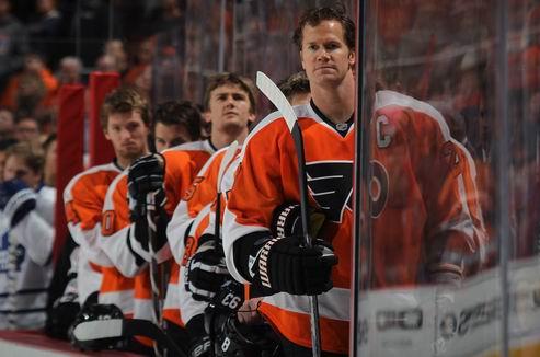 НХЛ. Пронгер выбыл на две-три недели