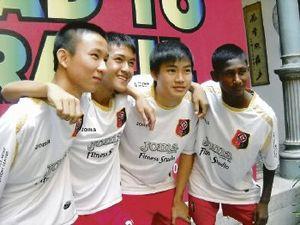 Крузейро интересуется тинейджером из Малайзии