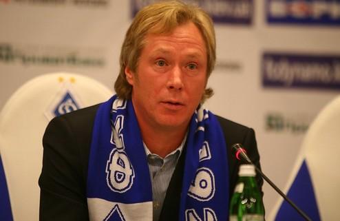 """Михайличенко: """"Хочу быть полезен клубу, и очень рад вернуться в его ряды"""""""