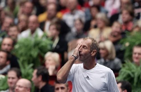 Вена (ATP). Мустер не сумел тряхнуть стариной
