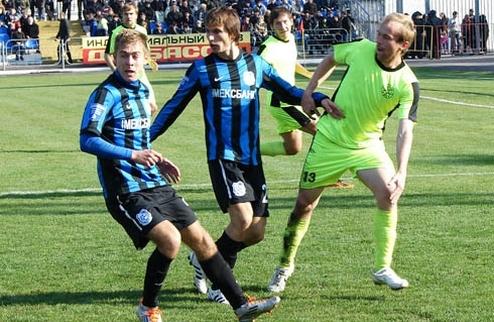Черноморец уверенно шагает в 1/4 финала Кубка Украины