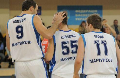 Единая лига ВТБ. Азовмаш переигрывает Минск