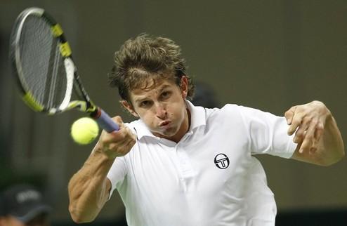 Санкт-Петербург (ATP). Андреев покидает турнир