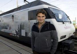Федерер: человек и локомотив