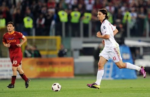 Рома — Милан. Онлайн