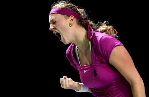 Квитова — лучшая теннисистка сезона 2011