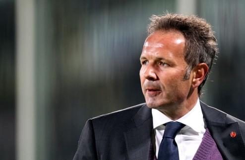 Михайлович недоволен поведением болельщиков Фиорентины