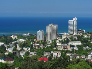 До конца 2013 года в Сочи построят 40 км дорог