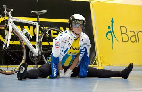"Велоспорт. Шулика: ""Олимпиада — моя мечта"""